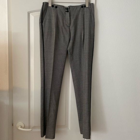 Phillip Lim 3.1 wool/silk trousers